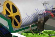 فیلم خط تولید ملت بلون ویژه ماسک تنفسی